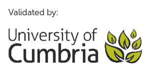 This course is validated by: University of Cumbria