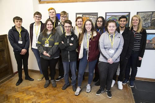 Art Students Impress with New Exhibition
