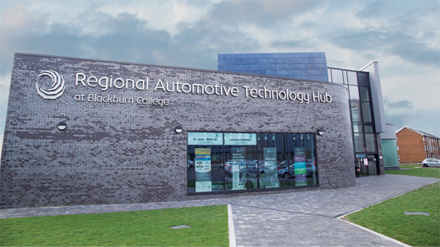 Regional Automotive Technology Hub