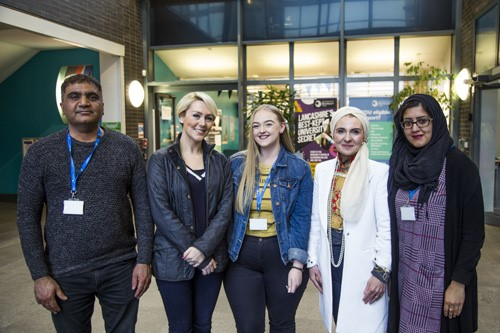 Industry Week Supports Student Employability