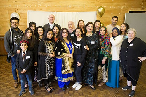 Blackburn College Supports Refugees with National Lottery Funding
