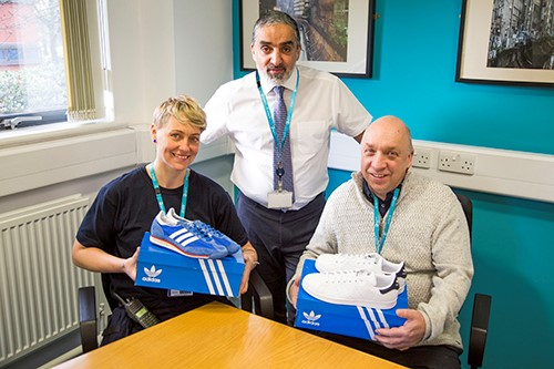 Blackburn College Estates Team Recognised for Supporting adidas Exhibition