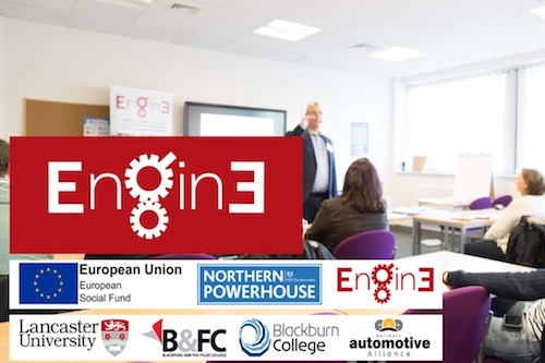 University Centre Blackburn College Bring New Skills Support for Lancashire's Manufacturers