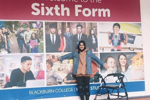 Inspirational Sameema Battles Health Conditions to Pass GCSE Maths