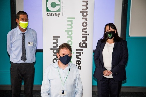Blackburn University Centre and College Students Benefit from Casey Construction