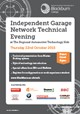 Independent Garage Network Technical Evening