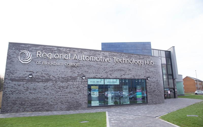 Regional Automotive Technology Hub at Blackburn College