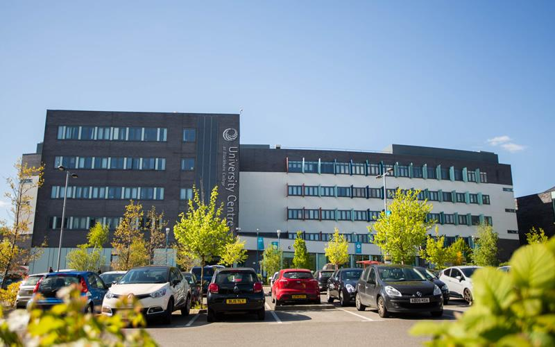 University Centre at Blackburn College