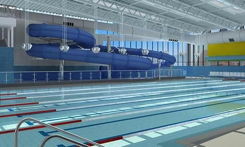 Blackburn Sports and Leisure Centre
